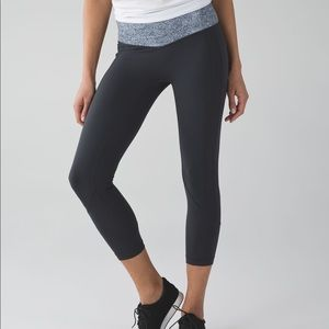 Lululemon all the right places crop luxtreme